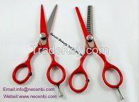 Hair dressering scissors