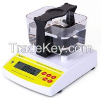 AU-120K Original Factory Digital Electronic Gold Purity Testing Machine , Gold Analyzer , Gold Karat Tester