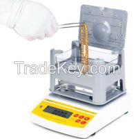 AU-3000K Original Factory Digital Electronic Gold Purity Testing Machine , Gold Analyzer , Gold Karat Tester