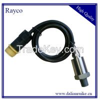 4 20ma stainless steel LNG pressure transmitter
