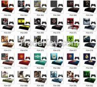 Skin Sticker For PS4 Console and Controller Various Patterns For Your Choice