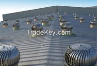 Roof Turbine Ventilation