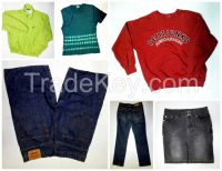 JAPAN USED CLOTHING GRADE A MIX