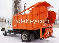 Garbage Truck Micro