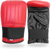 Leather Punching Bag Mitts Bag Gloves