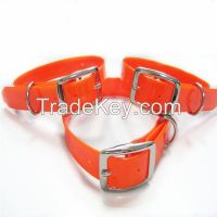 adjustable and cleanable TPU pet dog collar