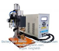 LTC-DP300 Small Spot Welder for Copper Wires, Copper Sheets, Stainless Steel Sheets