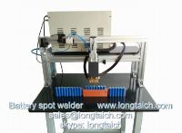 Gantry Power Battery Pack Spot Welder, Weld E-Bike Battery Pack.