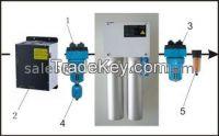 Minitype Desiccant Air Dryer
