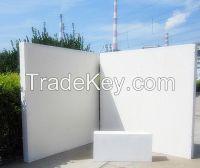 calcium silicate board waterproof block high temp high desity insulation board