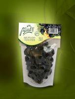 Naturel black olives