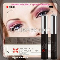 Hottest sale Real+ eyelash enhancer professional eyelash serum made in China