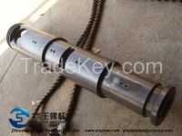 conical twin screw&cylinder