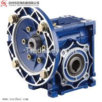 RV series worm gear speed reducer