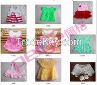 handmade crochet baby clothes