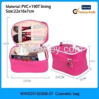 wholesale cosmetic bag, girls' toilet bag