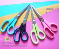 office scissor 8 inch soft