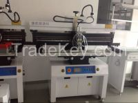 Semi-Automatic High Precision SMT Stencil Printer