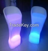 LED luminous barstool