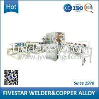 210L Steel drum full-automatic seam welding machine