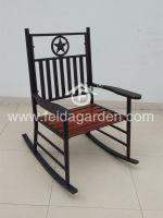 patio garden rocking chair supplier