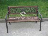 outdoor park garden patio benches supplier