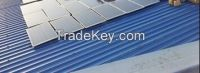 Tile roof solar panel pv