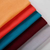Micro Polar Fleece for Garment -Solid Duty