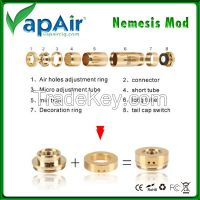 Mechanical Mod Nemesis Mod Vaporizer Smoking Pen