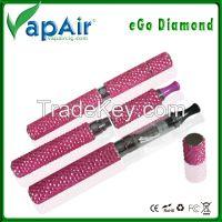 Wholesale Electronic Cigarette 650-1100mAh Ego Diamond Battery
