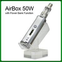 OLED Screen Variable Wattage E Cig Box Mod 50w Box Mod 50w Air Box