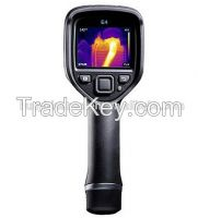 Flir E4 Digital Infrared Thermometer measuring temperature in industry