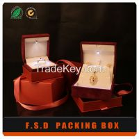 Low Price Jewellery Gift Box, Led Jewerly Box
