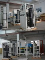 Land based containerized seawater desalination system RO plant