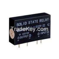 Miniature single parallel PCB SSR 1-4A