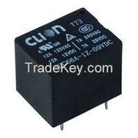 HHC66A(T73) Miniature PCB Relay