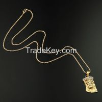 24K Gold Plated Iced Out