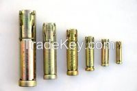 Supply high quality 4 PCS SHIELD ANCHOR,factory direct sales