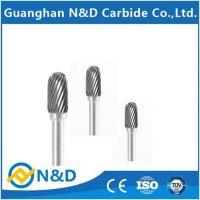 Cemented Carbide Tools, flame sharp carbide burs