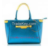 PU tote fashion handbag