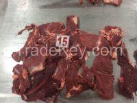 Fresh Frozen Boneless Buffalo Meat