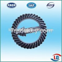 Transmission Axle Crown Wheel Pinion Gear For MITSUBISHI