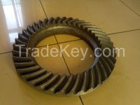 Transmission Parts Crown Wheel Pinion Gear