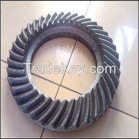 Transmission Axle Crown Wheel Pinion Gear for Isuzu