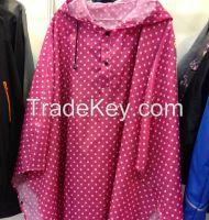 rain jacket for rain season wear poncho style