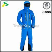 Outdoor ski jacket