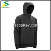 softshell jacket with warm lining and customize service for your project