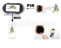 Video door phone with wireless function
