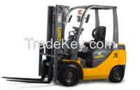 Material handing equipment 3.5T Diesel Forklift Truck with Imported Engine