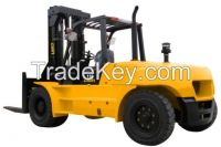 10Ton Diesel Forklift  With Chinese/ Imported engine